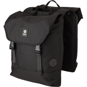 AGU Urban DWR Double Pannier Bag MIK, black